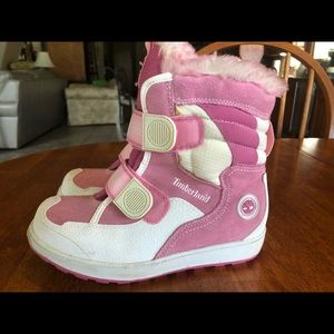 Timberland snow boots for girls